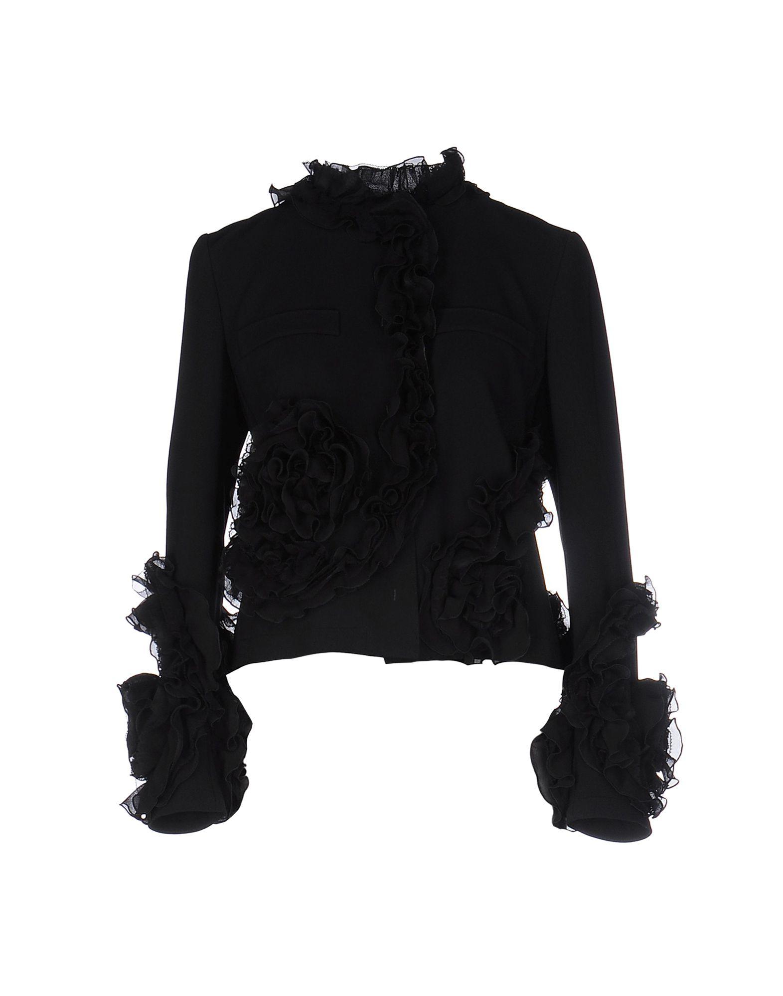 Rossella Jardini Blazer In Black
