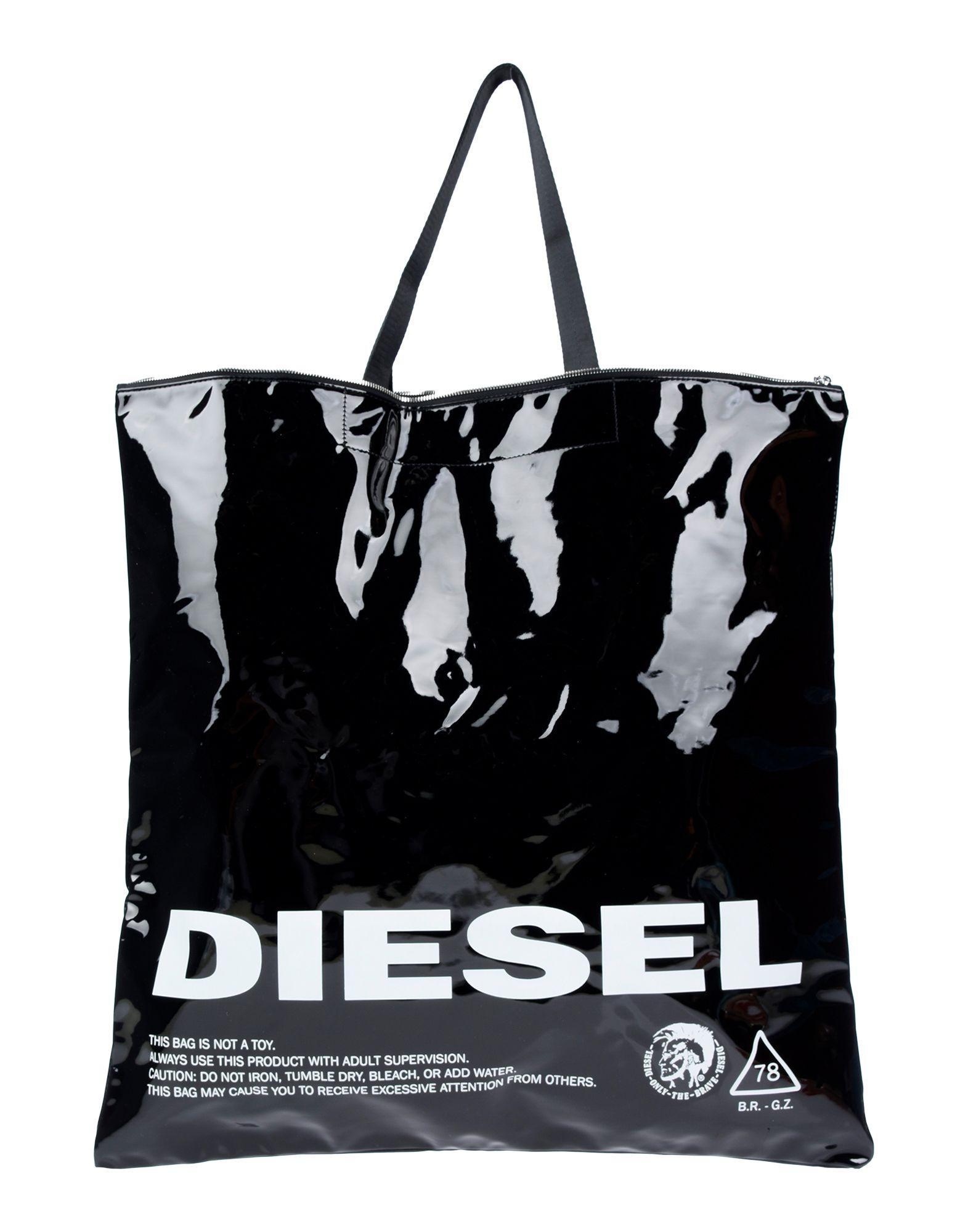 Diesel Handbag In Black