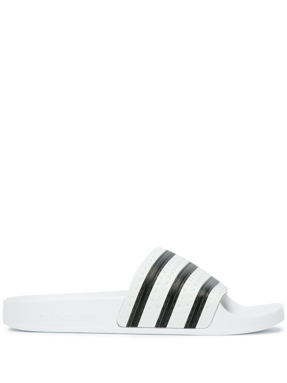 best service ae269 4a2cf Originated in 1972, the Adidas Originals Adilette slides were designed for  comfort and relaxation and have gone on to garner cult success as a  mainstay in ...
