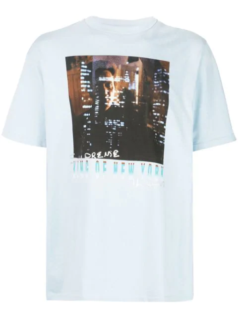 Supreme King Of New York T-shirt In Blue