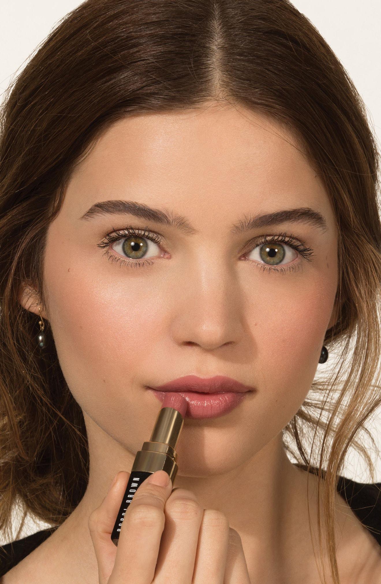 Bobbi Brown Nourishing Lip Color In Rose Petal  Modesens-2438
