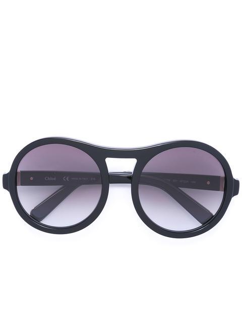 ChloÉ Eyewear Marlow Sunglasses - Black