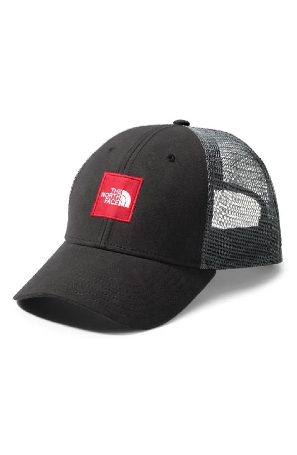 11128b559 Box Logo Trucker Hat