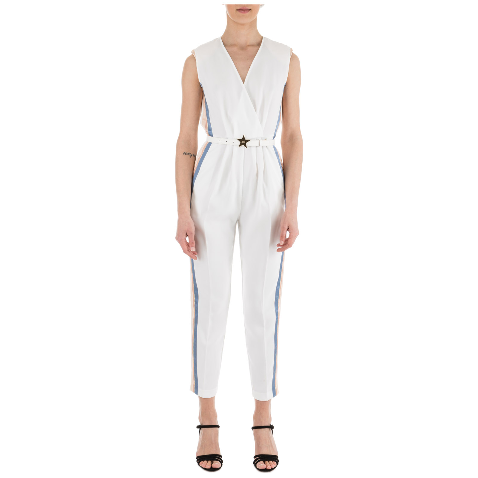 competitive price d19fd 6eb27 Women's Jumpsuit Fashion in White