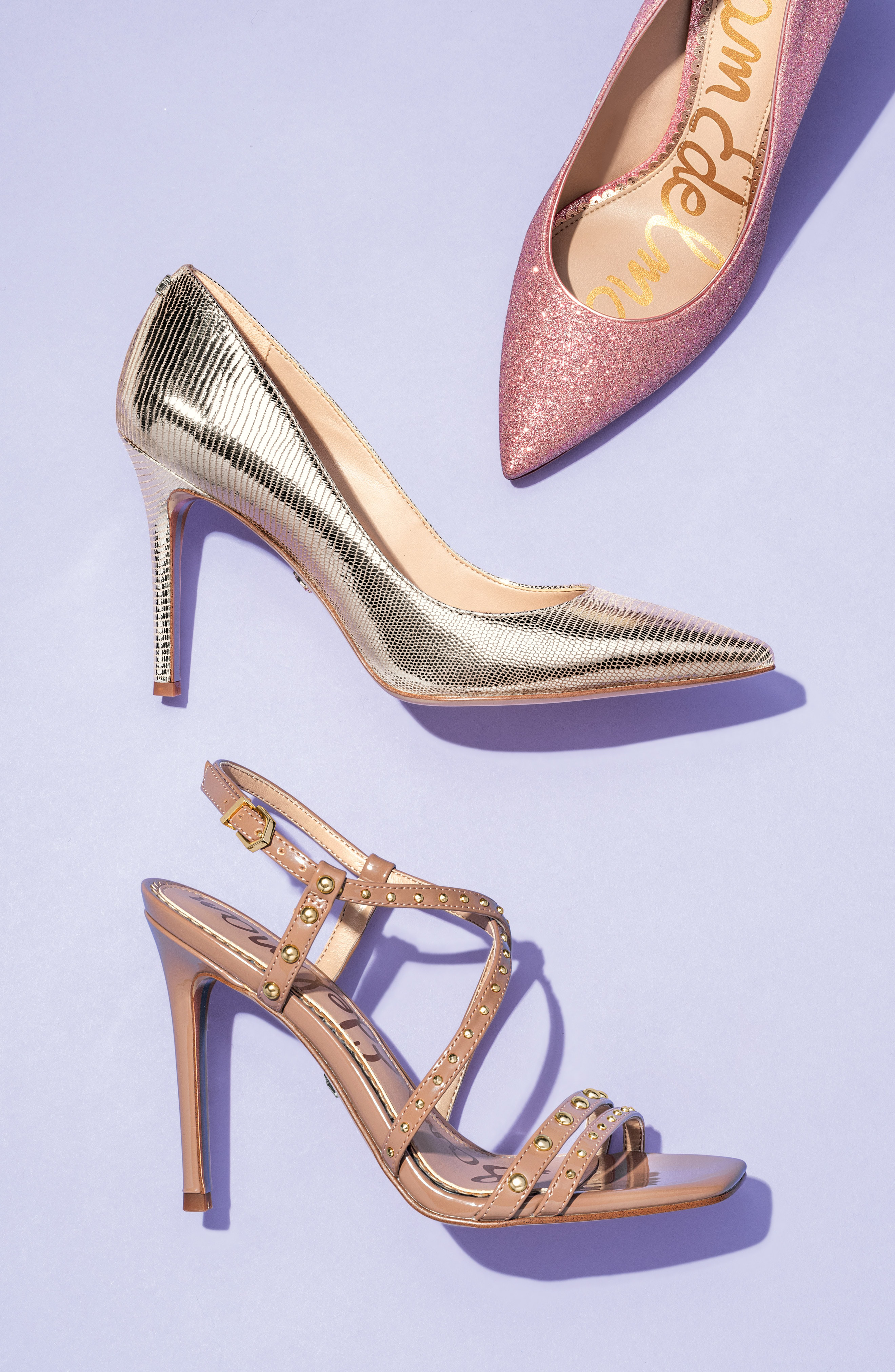 8e13b80933df A classic stiletto adds leg-lengthening lift and timeless appeal to an elegant  pointy-toe pump. Style Name  Sam Edelman Hazel Pointy Toe Pump (Women).