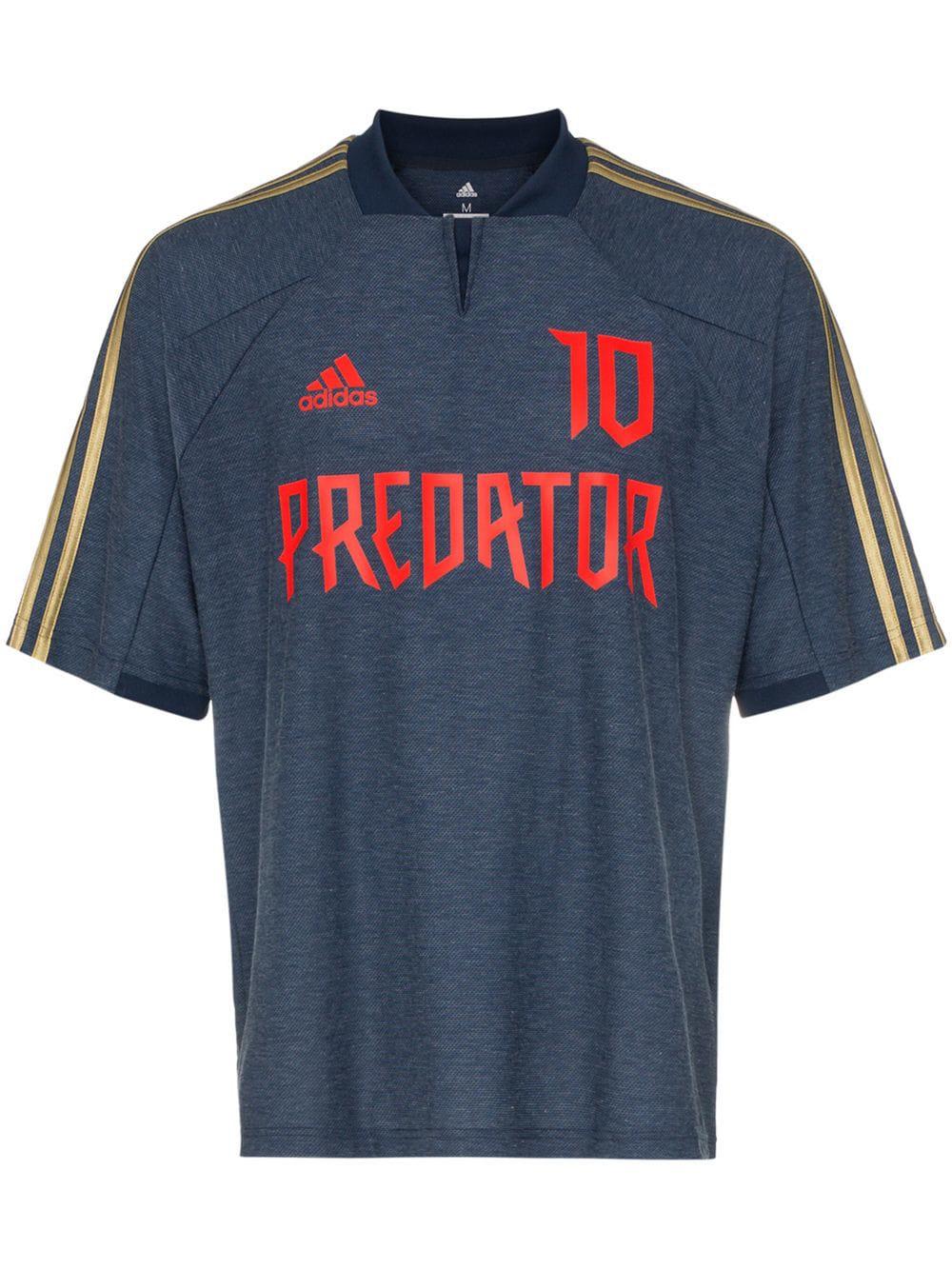 t shirt adidas predator