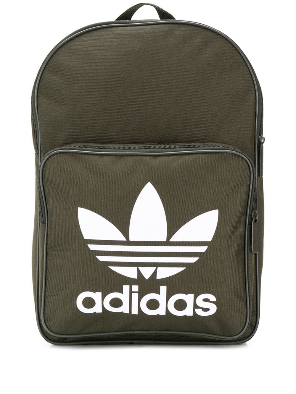 5a13563f7d71 Adidas Originals Adidas Classic Trefoil Backpack - Green