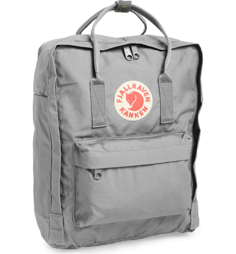d53b08fd0f Fjall Raven KÅNken Water Resistant Backpack In Fog