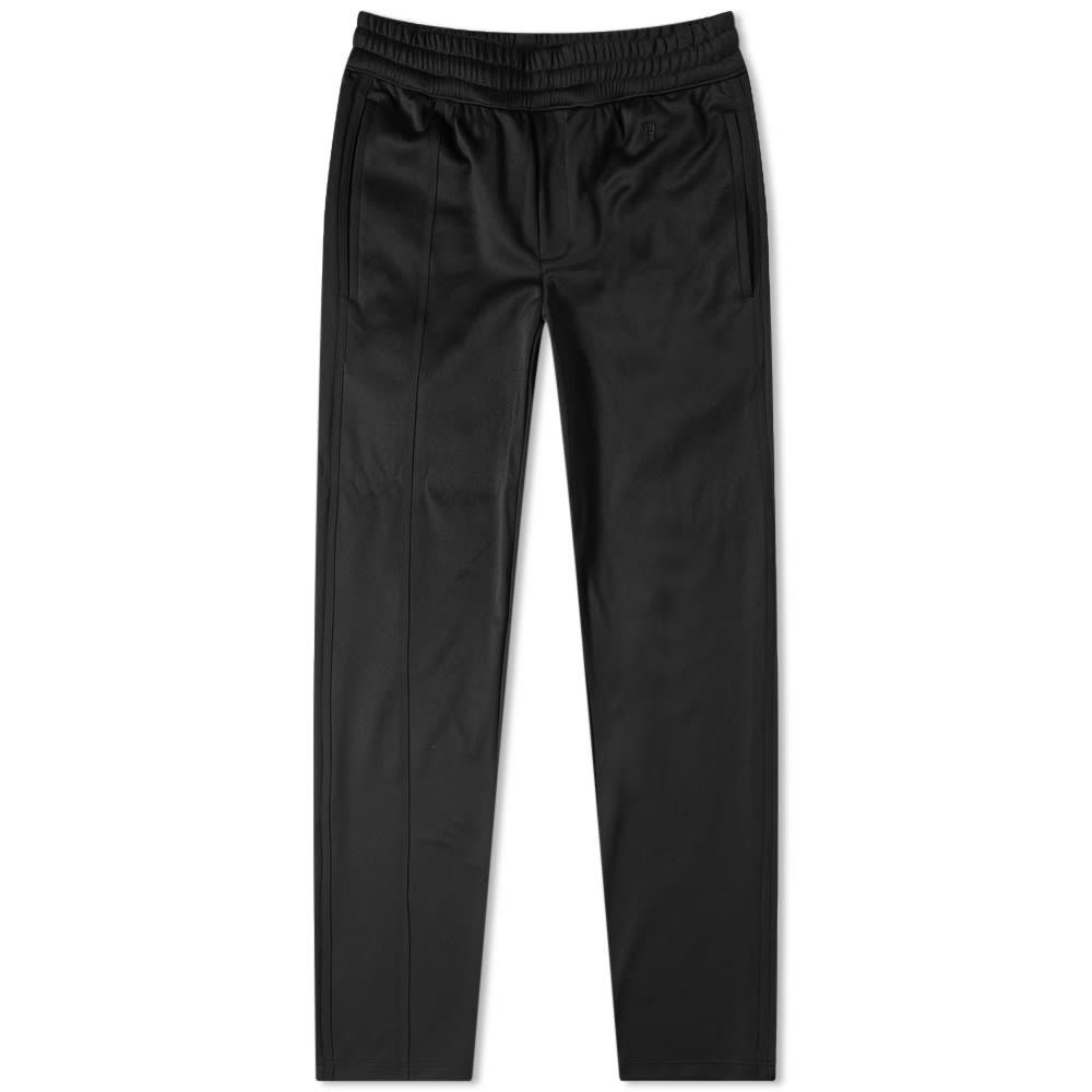 Helmut Lang Sport Stripe Track Pant In Black