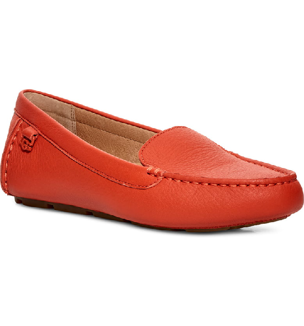 55dae887634 UGG FLORES DRIVING LOAFER