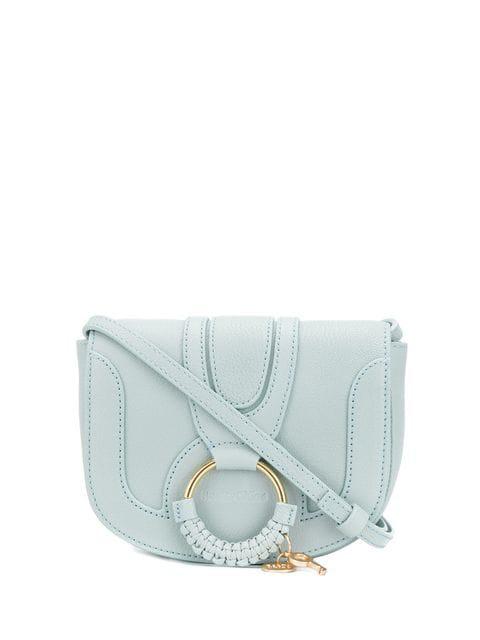See By Chloé Hana Small Crossbody Bag In Blue