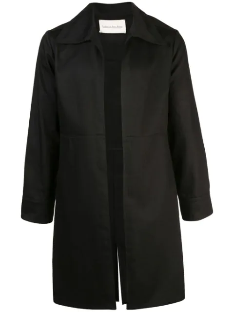Ludovic De Saint Sernin Black Fitted Jacket