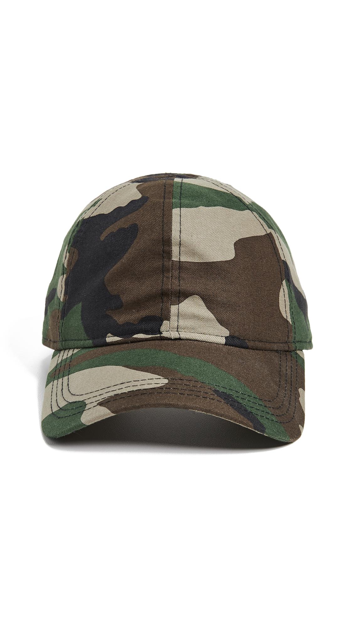 New Era 9Twenty Baseball Hat In Camo