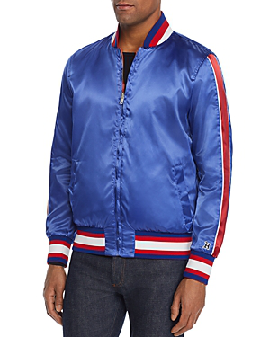 tommy hilfiger x lewis hamilton reversible bomber jacket. Black Bedroom Furniture Sets. Home Design Ideas
