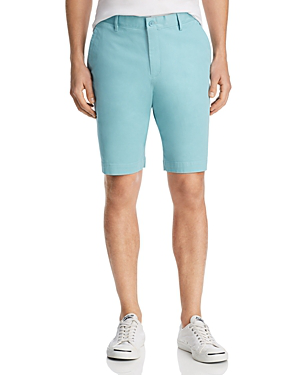 a5af4b36989e The Men s Store At Bloomingdale s Twill Regular Fit Shorts - 100% Exclusive  in Island Reef