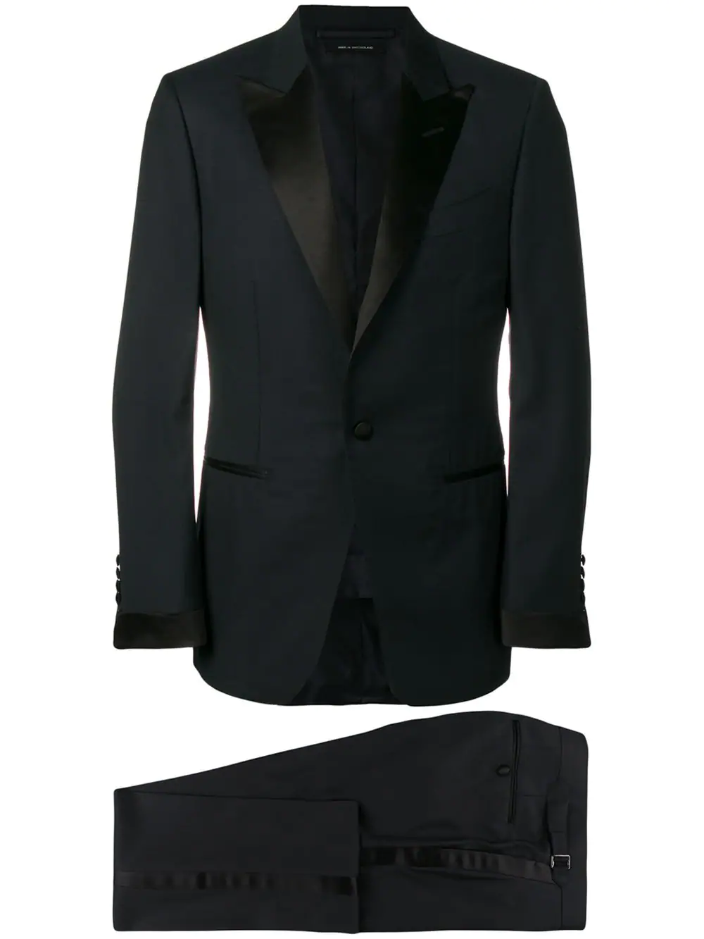 tom ford classic smoking suit blue modesens. Black Bedroom Furniture Sets. Home Design Ideas