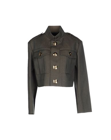Marc Jacobs Blazer In Military Green