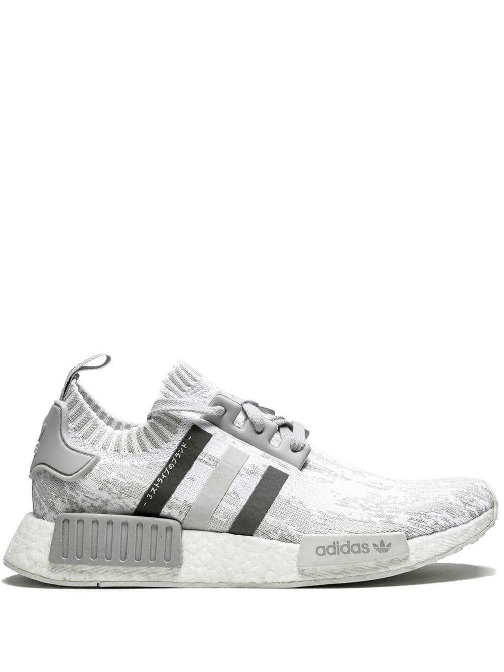 704bd3807e95 Adidas Originals Adidas Nmd R1 W Pk Sneakers - Grey
