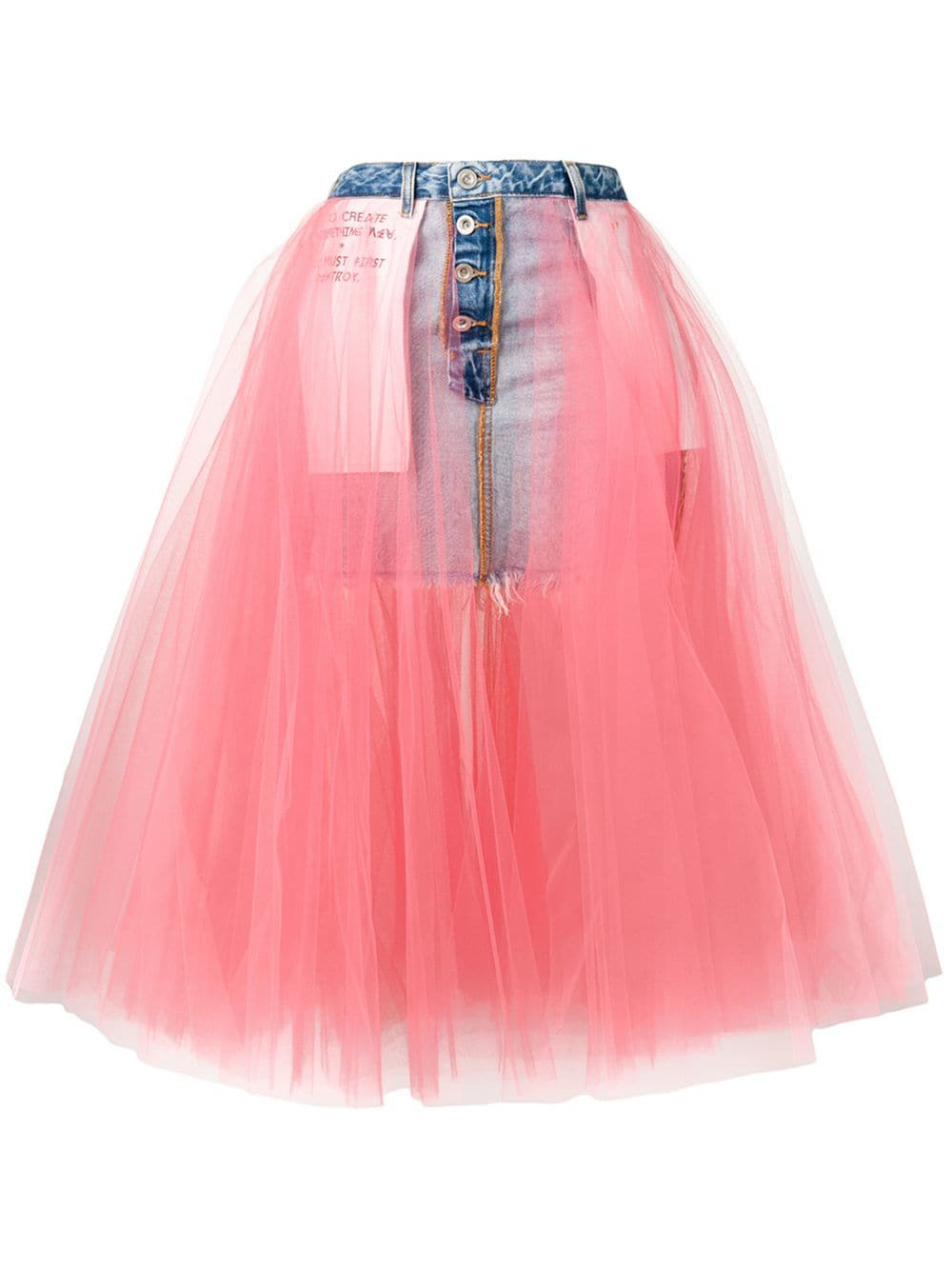0c3516e54 Shop Ben Taverniti Unravel Project Skirts for Women | ModeSens
