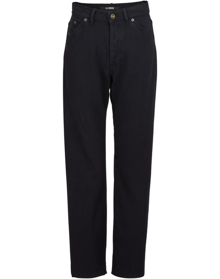 Jacquemus Cotton Jeans In Navy