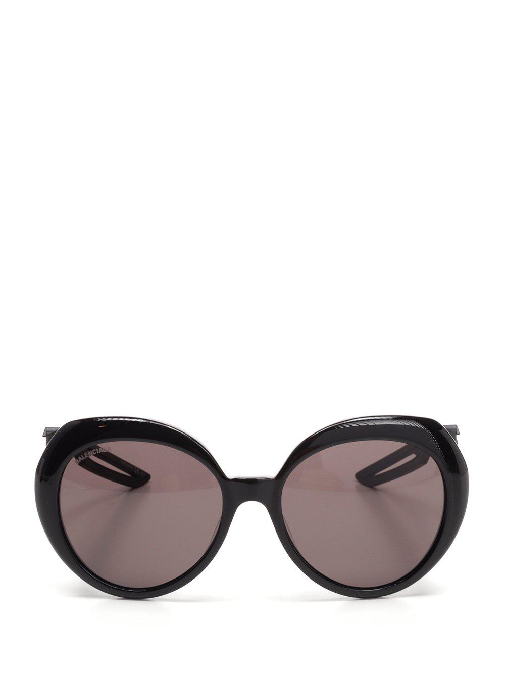 90016c8994d BALENCIAGA. Balenciaga Round Frame Sunglasses ...
