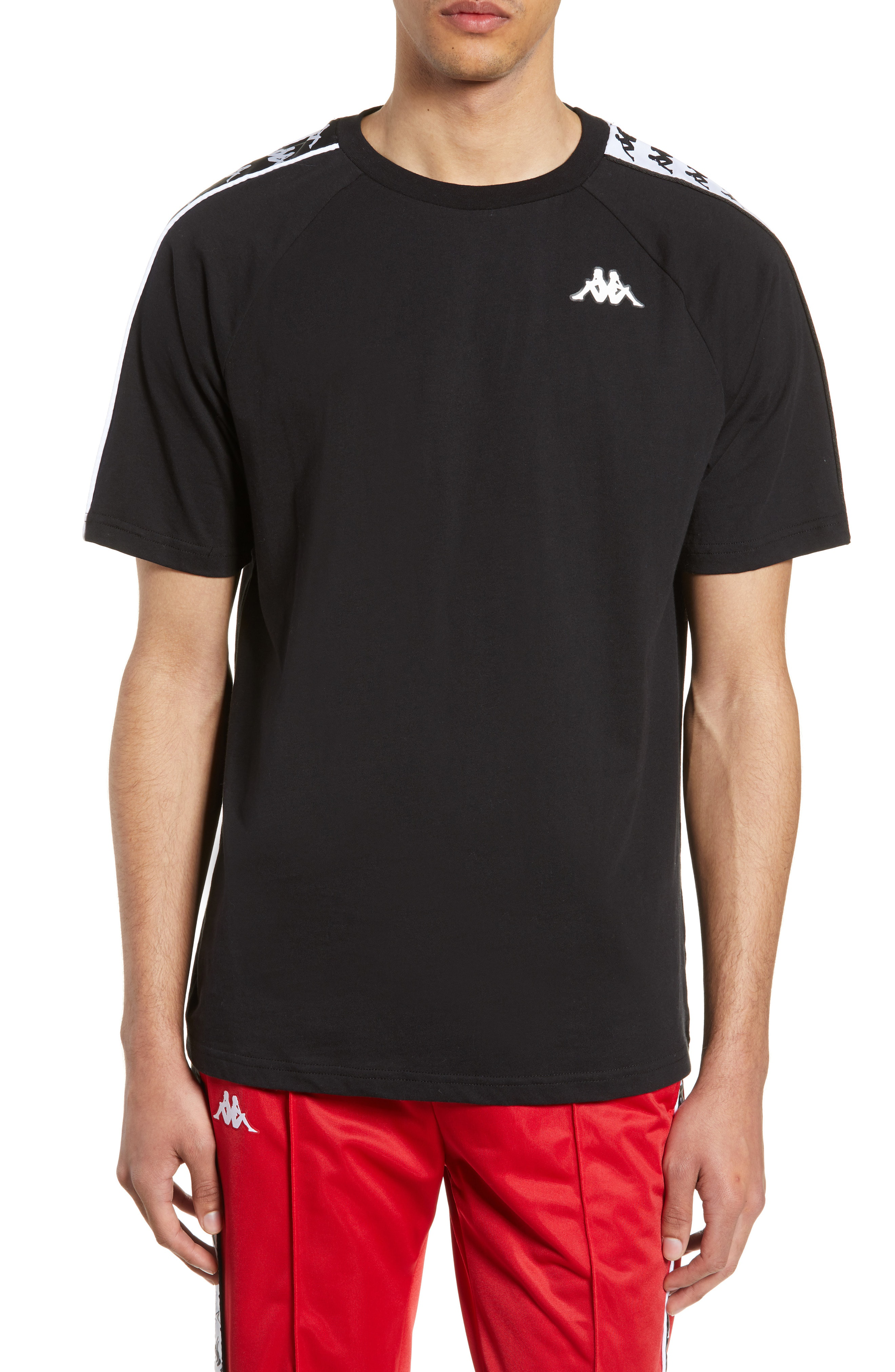 2dcdd02ba0 222 Banda Coen T-Shirt in Black/ White