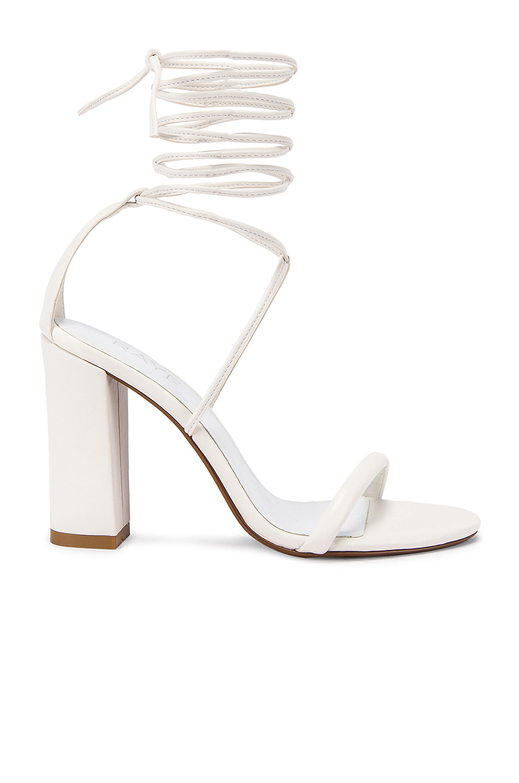 06a115ad4d Raye Mojave Heel In White. | ModeSens