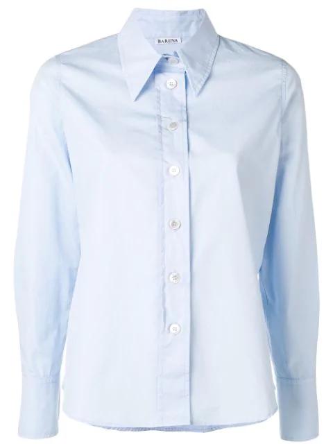 Barena Venezia Basic Shirt In Blue