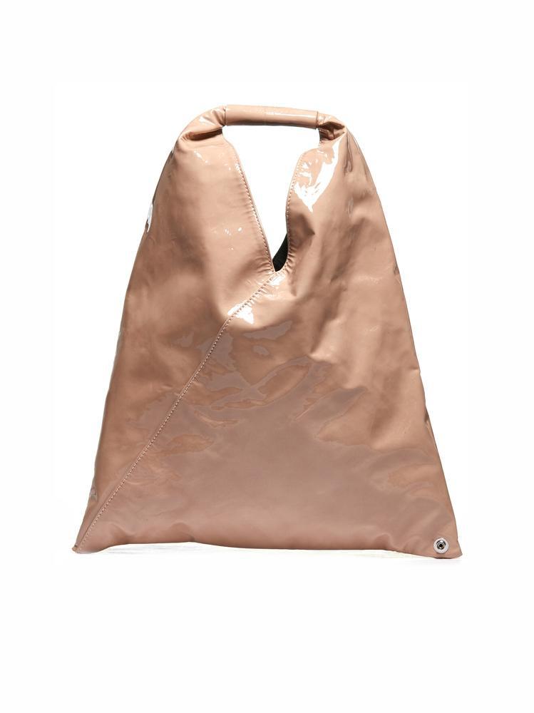 Mm6 Maison Margiela Japanese Tote Bag In Beige