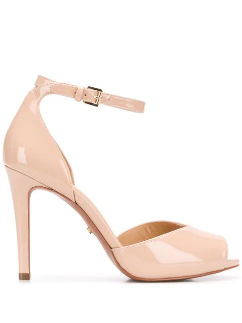 Michael Michael Kors Cambria Sandals In Pink
