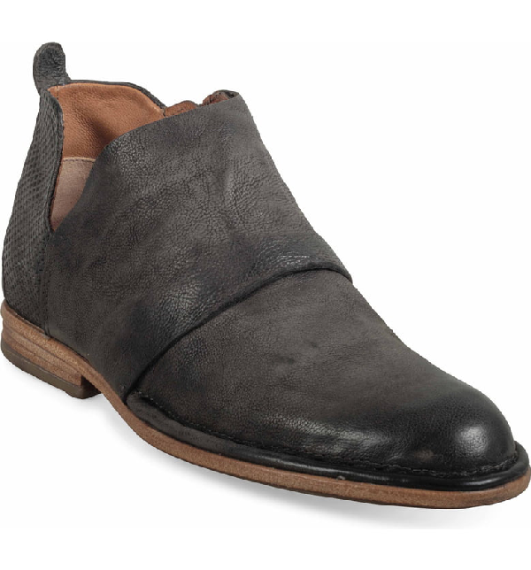 A.S.98 Biel Ankle Boot In Smoke