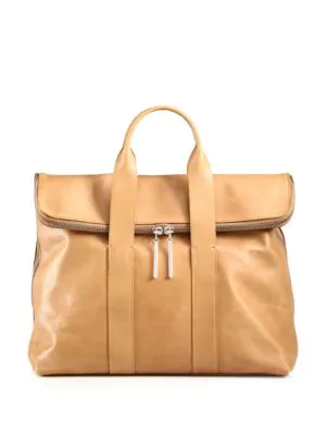 3.1 Phillip Lim 31 Hour Leather Bag In Glacier