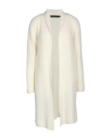 Calvin Klein Collection Cardigan In Ivory