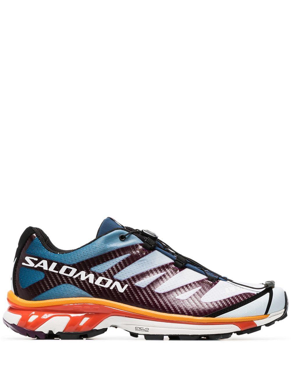separation shoes 66713 5886e Salomon S Lab Xt 4 Adv Sneakers - Blue Purple Red