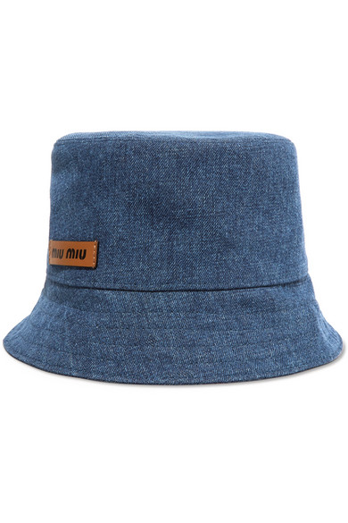 b7a348e4c Denim Bucket Hat