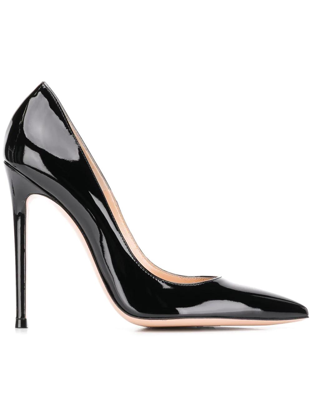0d3b72817b4 Gianvito Rossi Gianvito 105 Sandals - Farfetch In Black