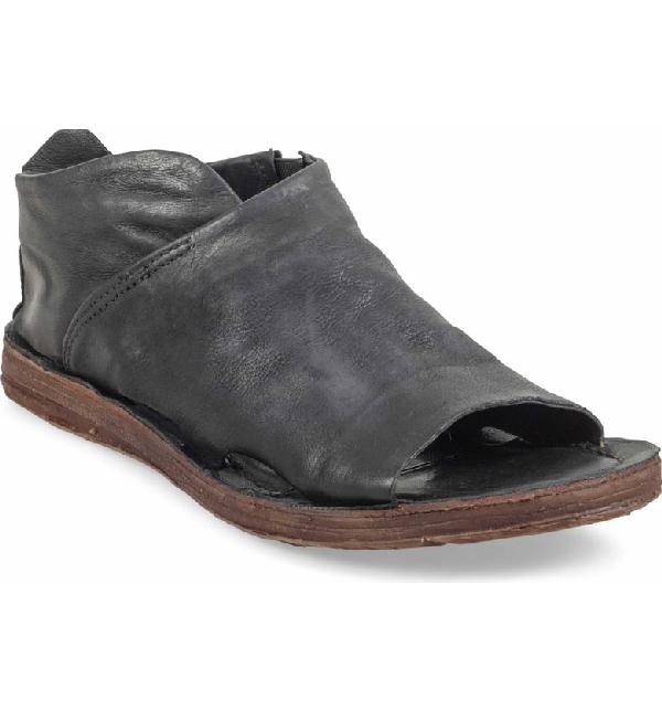 A.S.98 Reiley Sandal In Black