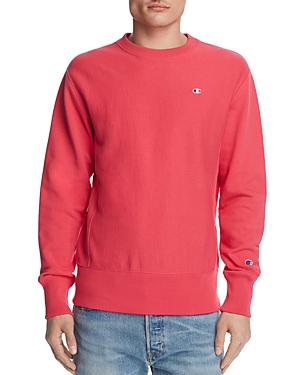 9ebd9ddb49dc Champion Crewneck Sweatshirt In Pretty Coral | ModeSens
