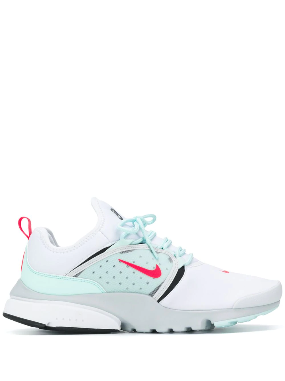 7684821acf6c Nike  Midnight Fly  Sneakers - Weiß In White