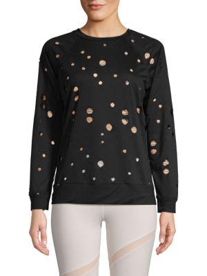 Body Language Rita Sweatshirt In Black