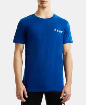 de42f6b2905347 Dkny Men's Logo T-Shirt In Vivid Blue | ModeSens