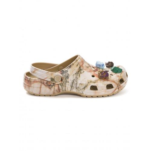 bef694bf9a1d3 Christopher Kane Stone Embellished Crocs Clogs