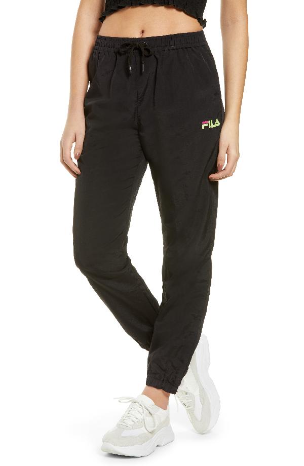 318f1e7e3af67 Fila Ariela Track Pants In Black   ModeSens