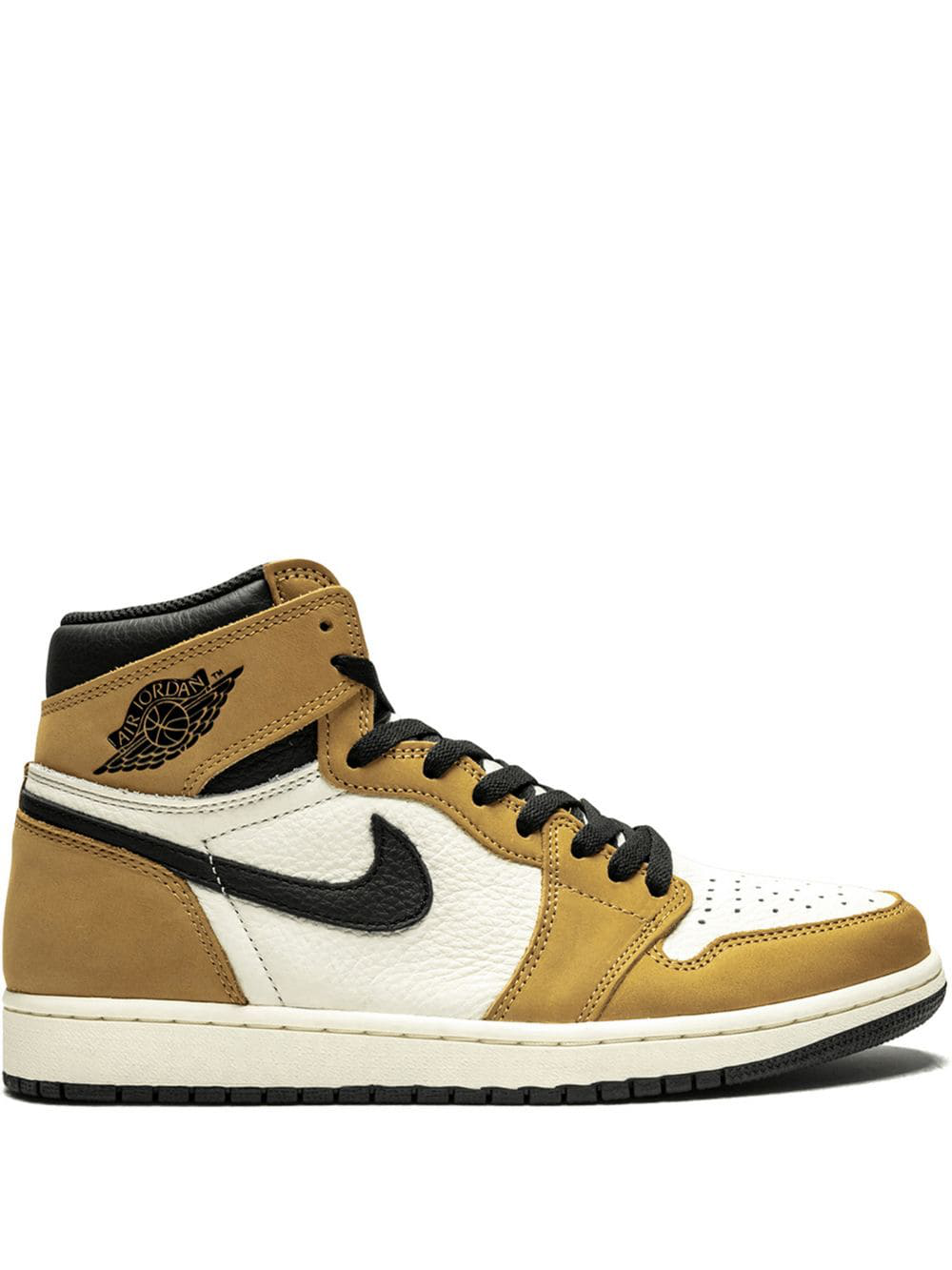 4902f76ca31 Jordan Air 1 High Og Nrg Sneakers - Brown | ModeSens
