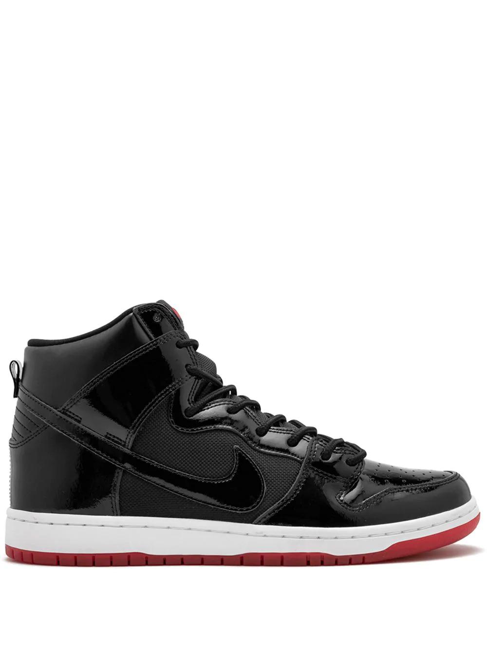 dede82948302d5 Nike Sb Zoom Dunk High Tr Qs - Black
