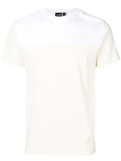 Fred Perry Two In White