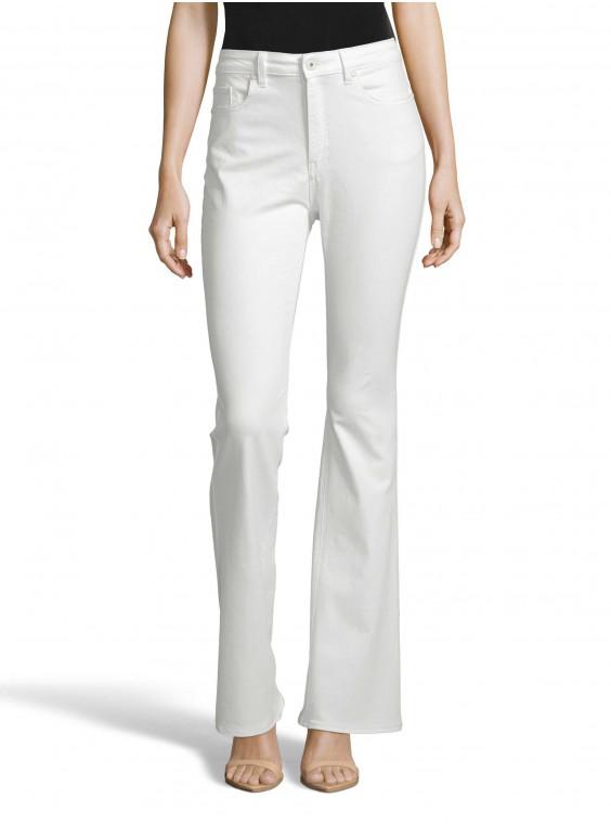 Robert Graham Women's Tessa Jeans In White Size: 12 By