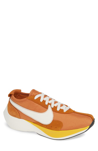 Tomar medicina Redundante impulso  Nike Moon Racer Qs Sneaker In Monarch/ Sail/ Amarillo | ModeSens