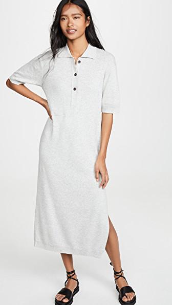 5c2b81d847b Brochu Walker Fai Polo Dress In Salten Grey