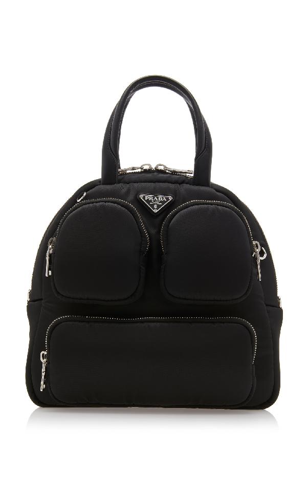 0d00f0b53435 Prada Tessuto Backpack In Black | ModeSens